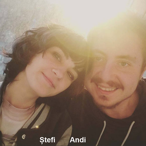 Ștefi și Andi