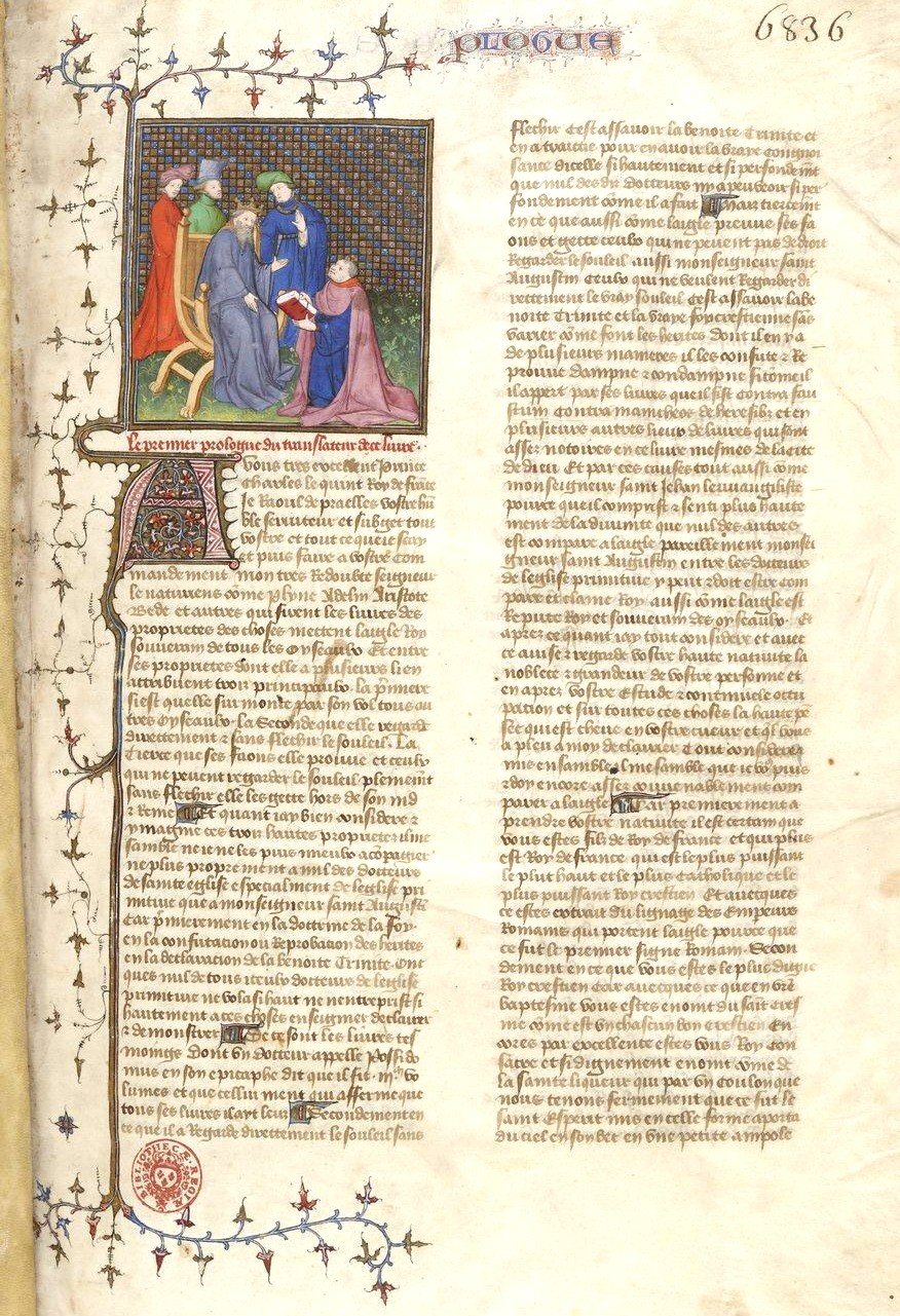 "Augustin, incunabul ""De civitate dei"""