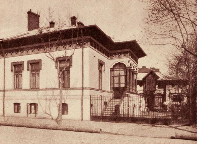 Casa Diamandi, din strada 11 Iunie