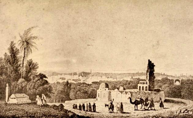 Şam Arabia, secolul XIX