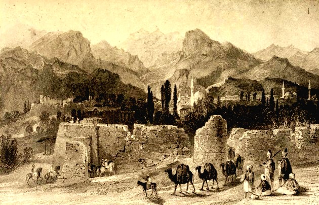Alaşchir, secolul XIX