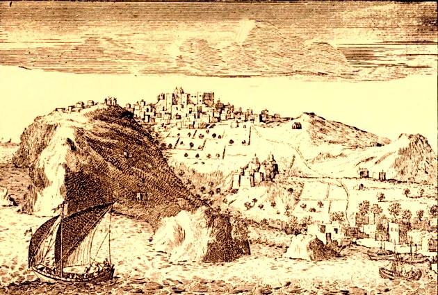 Patmos, secolul XVIII