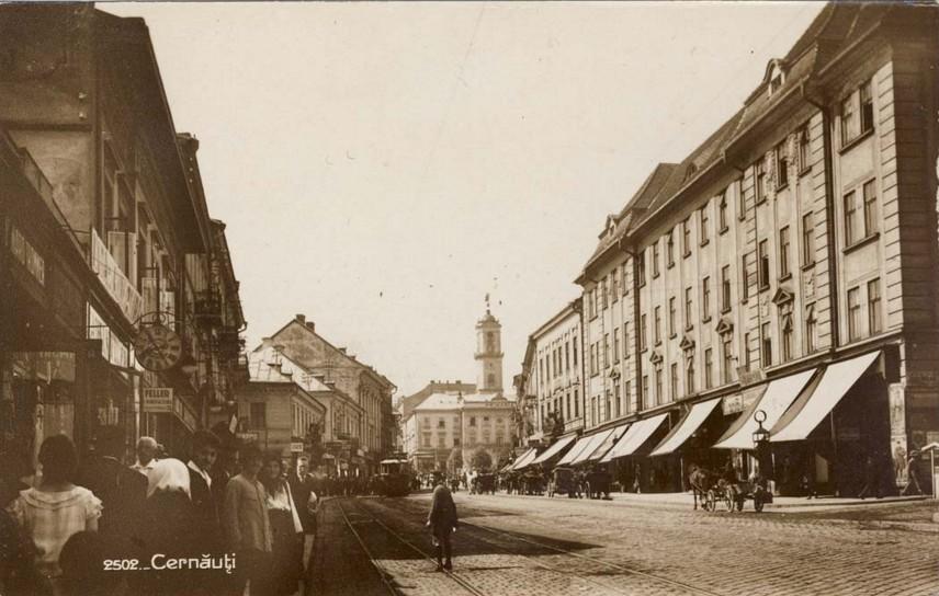 Cernăuţi, Strada Ferdinand