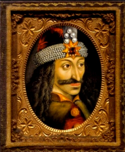 0 Dracula Portret stiut