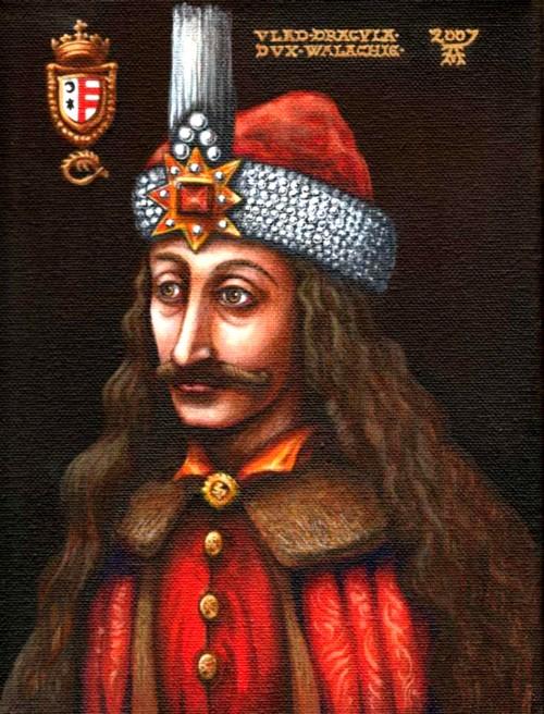 0 Dracula Portret