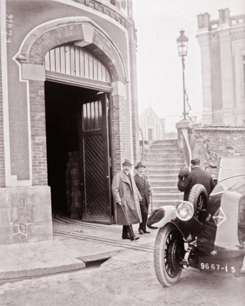GALLICA: Voyage du roi de Roumanie