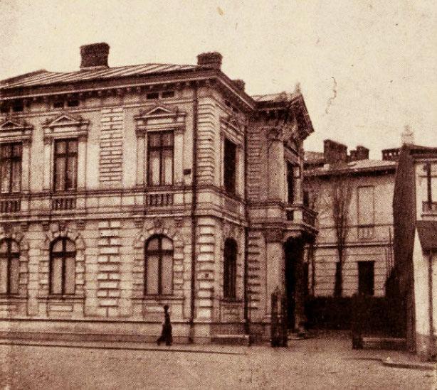 Hotel A. Bellio, strada Dionisie nr. 2