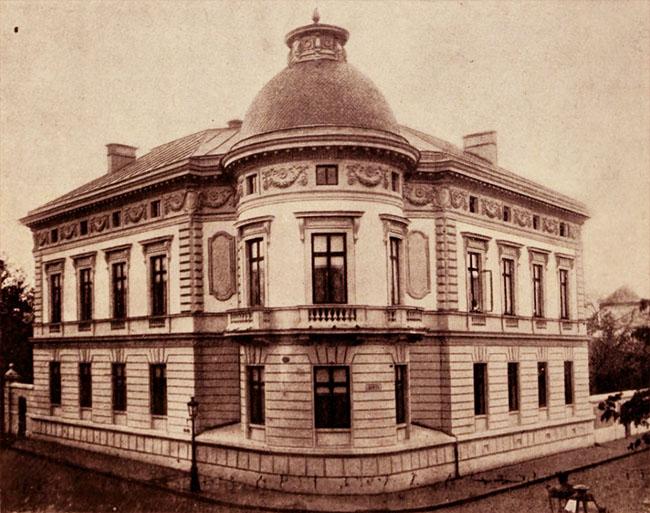 Hotelul Alexandru Filipescu, din Calea Victoriei