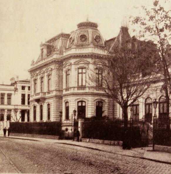 Hotel C. I. Stoicescu, din str. Batiştei