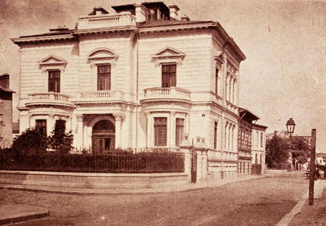 Hotel Dimitrie I. Ghica, din str. Spatar nr. 2
