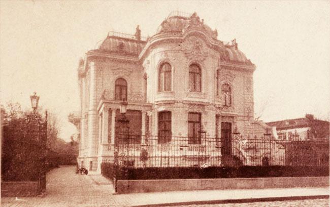 Hotelul colonelului Petru Macca, din strada Cosma nr. 7