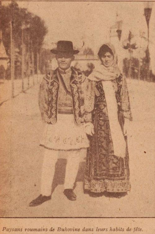 0 Pages de glories Ţărani români din Bucovina