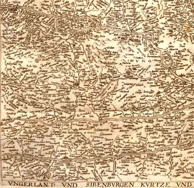 Harta panonică