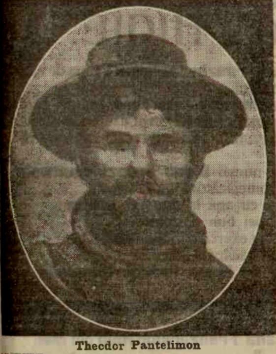 Haiducul Pantelimon - Adevărul din 21 nov. 1911
