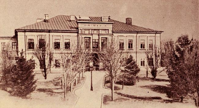 Vechea primărie a Bucureștilor