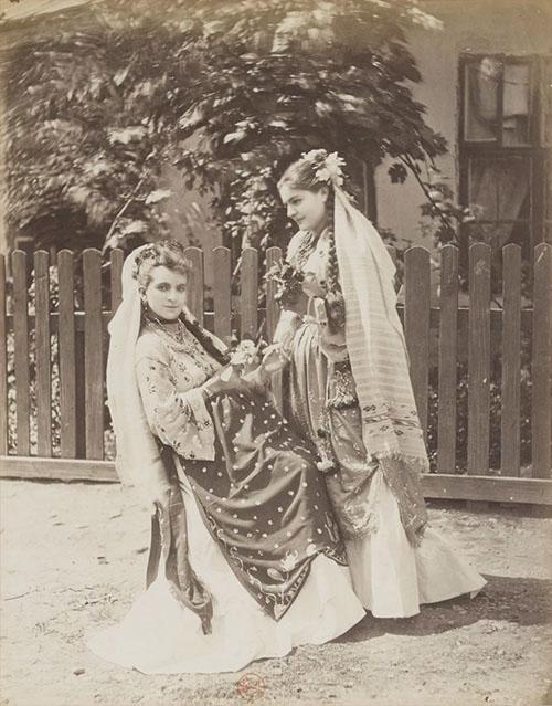 0 Types et costumes de la Rusie Românce
