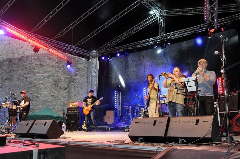 BASSKA, pentru prima dată la Bucovina Rock Castle