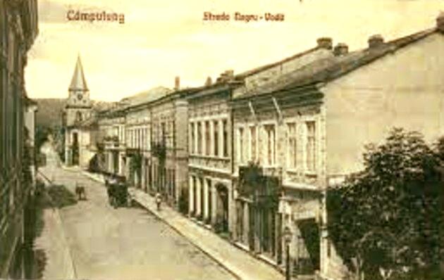 1 Capulung strada Dragos Voda