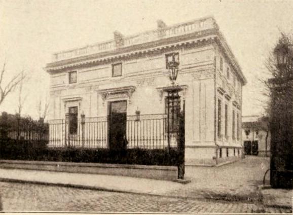 Casa Costescu-Comăneanu, construită de Th. Kantzler
