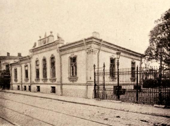 Casa Dr. Petru Solomon, din strada Calarasilor