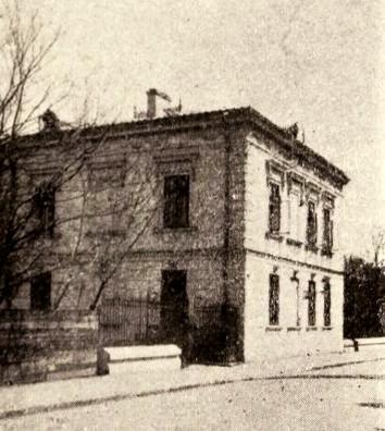 Casa G. Creţeanu, din strada Mercur