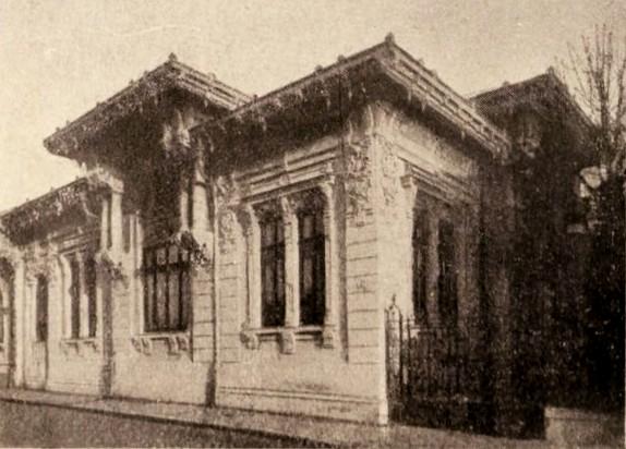 Casa H. Lorentz, din strada Surorilor