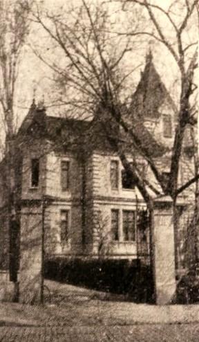 Casa N. Butculescu, din strada Clementei