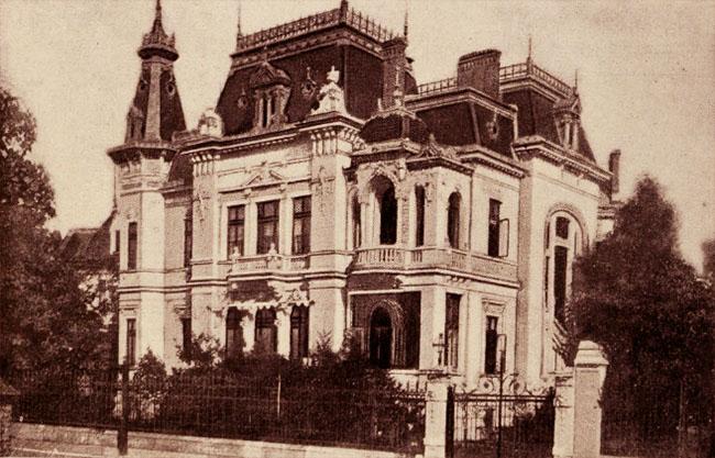 Casa Sava Shomanescu