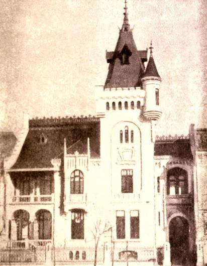 Casa inginer Mironescu