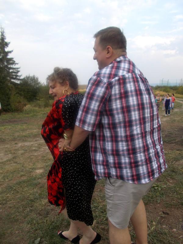 Dansul balerinilor poeziei Lea Taran şi Ovidiu Vintilă