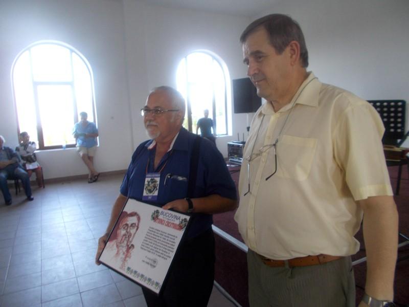 Doi prieteni, între ei şi ai mei: Menachem M. Falek şi Viorel Varvaroi