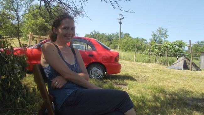 Fata mea, Ana Cozmina