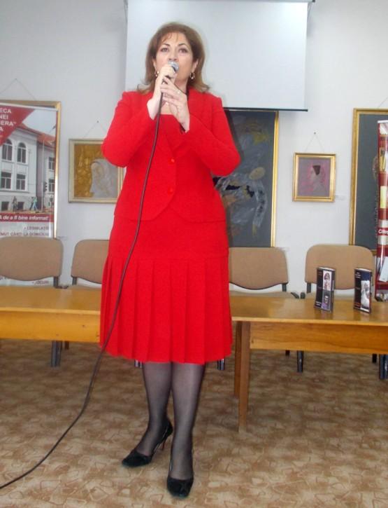 Gabriela Teişanu, o prozatoare uluitoare