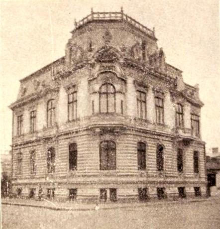 Hotelul Dr. Gerota, din strada G. C. Cantacuzino