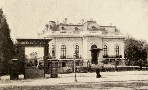 Hotelul G. Assan, din Piaţa Lahovary