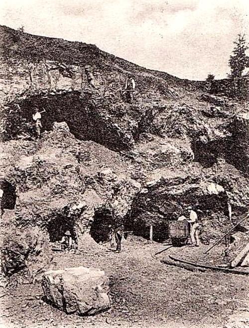 Minele de la Iacobeni