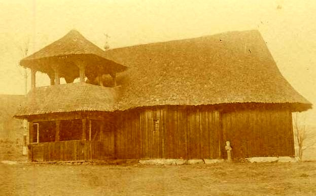 Biserica de lemn din Iacobeni