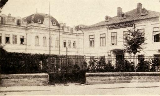 Institutul Virgil Popescu, din strada Armeană