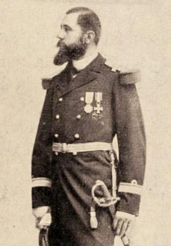 oan Coandă, Comandantul Marinei
