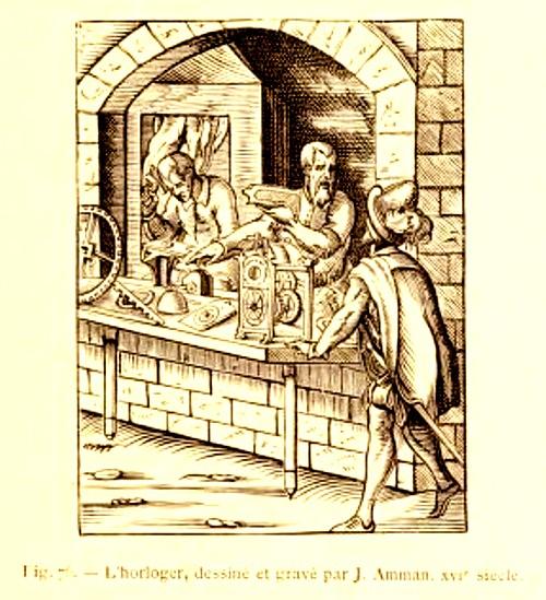 1 Lacroix Ceasornicar XVI