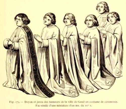 1 Lacroix Costume de ceremonie din Gand