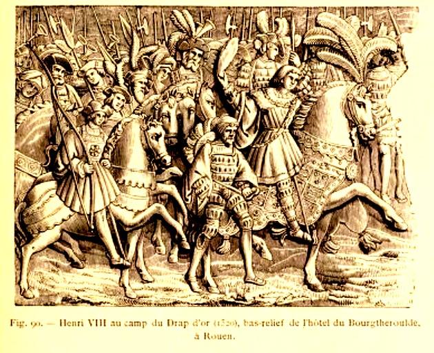 1 Lacroix Henric al VIII