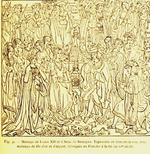 1 Lacroix Nunta lui Louis XII cu Anne de Bretagne
