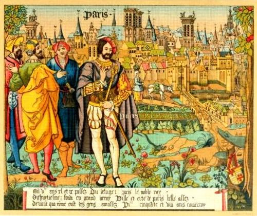 Paris, secolul al XV-lea
