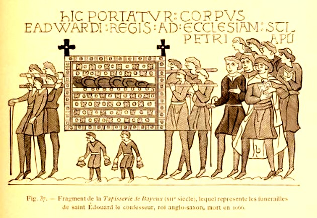 1 Lacroix XII Funerariile Regelui Edouard