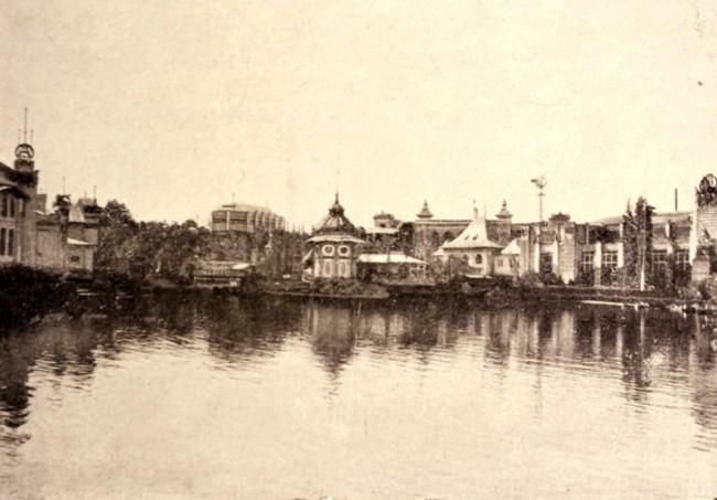 Lacul Expoziţiei din 1906