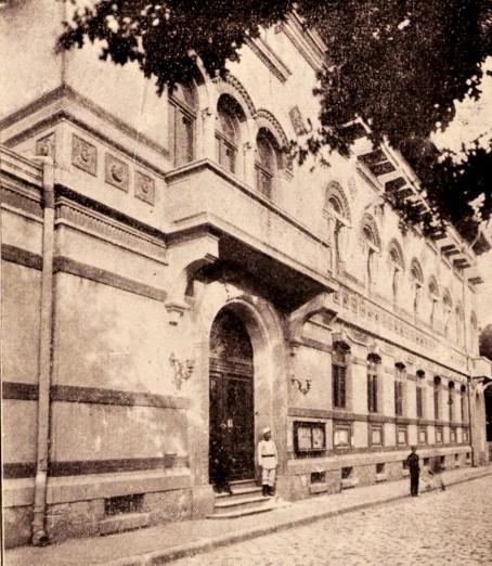 Ministerul Cultelor şi Instrucţiunii Publice