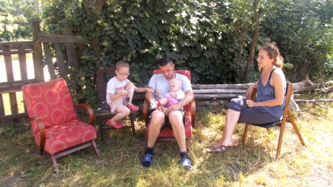 """""""Moşierii"""" mei transilvani"""