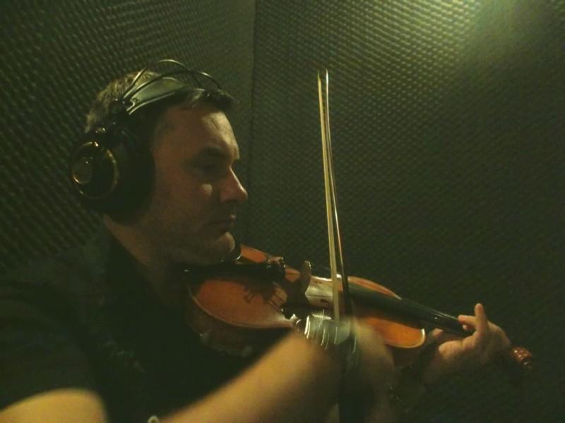 Violonistul Răzvan MITOCEANU