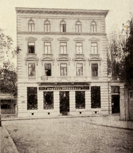Restaurantul Enesco & Andreescu